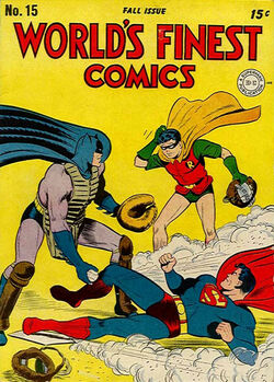 World's Finest Comics 15