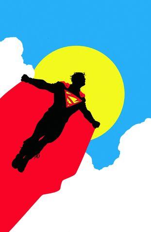 File:DC Comics Presents Son of Superman Vol 1 1 Textless.jpg