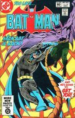 Man-Bat Returns