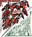 Rocket Red Brigade 001