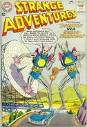 Strange Adventures 151