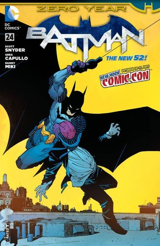 NYCC 2013 Exclusive Variant