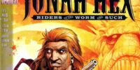 Jonah Hex: Riders of the Worm and Such/Covers