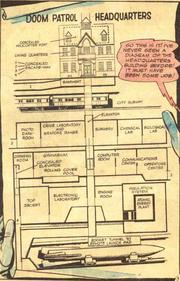 Doom Patrol Headquarters 002