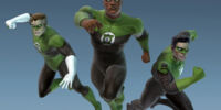 Kyle Rayner (Justice League Heroes)