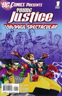 DC Comics Presents Young Justice Vol 1 1