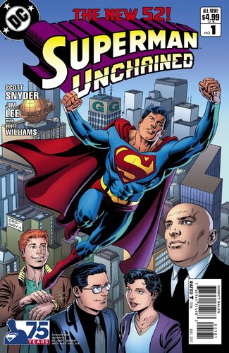 [[Jerry Ordway]] Variant