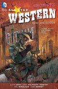 All-Star Western Guns and Gotham TPB