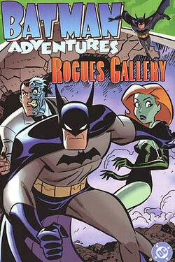 Cover for the Batman Adventures: Rogues Gallery Trade Paperback