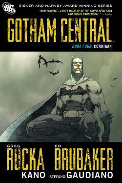 Cover for the Gotham Central Book Four: Corrigan Trade Paperback