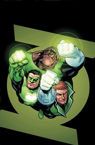 File:Green Lantern Corps Recharge Vol 1 1 Textless.jpg