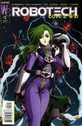 Robotech Love and War Vol 1 2