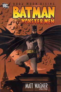 Cover for the Batman and the Monster Men Trade Paperback