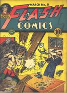 Flash Comics 51