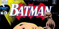Batman: Knightfall/Gallery
