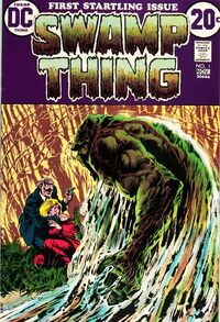 Swamp Thing Vol 1 1