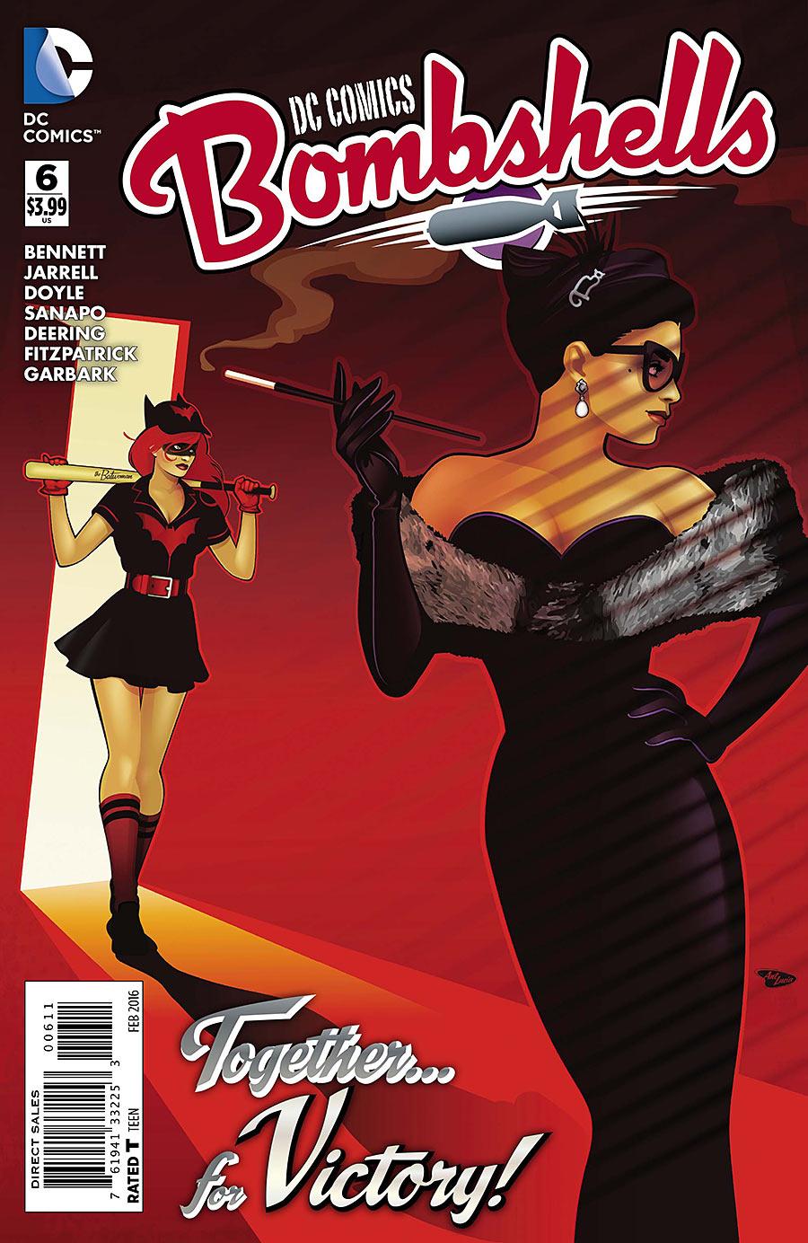 DC Comics Bombshells Vol 1 6 | DC Database | FANDOM ...