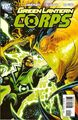 Green Lantern Corps v.2 9