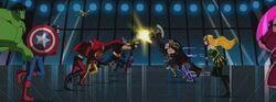 Avengers vs Masters AEMH