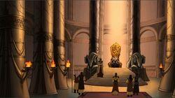 Throne Room Meeting TTA