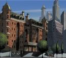 Avengers Mansion (Yost Universe)