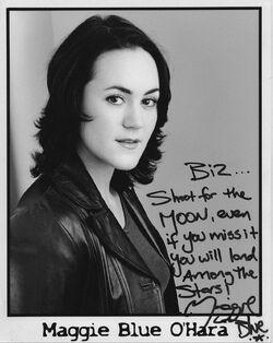 Maggie Blue O'Hara