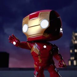 Iron Man SBD