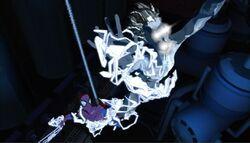 Spider-Man Absorbs Electro SMTNAS