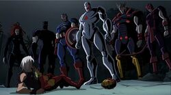 Iron Avengers Turned NAHT
