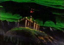 Bat Dracula Castle DSD