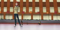 Ice Skating (The Spectacular Spider-Man)