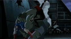 Widow Stabs Hulk UA