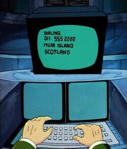 Muir Island Phone Number