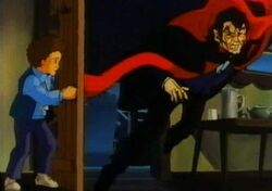 Billy Helps Dracula DSD