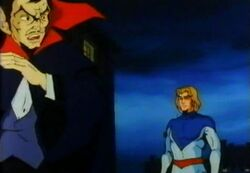 Janus Confronts Dracula DSD