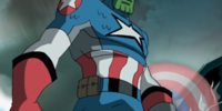 Captain America (Skrull) (Yost Universe)