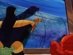 Mandarin Watches Underwater Iron Man