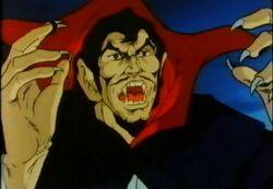 Dracula Commands Nature DSD