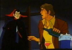 Dracula Home Invasion DSD