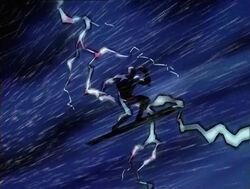 Silver Surfer Ego Lightning