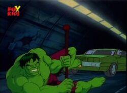 Hulk Thor Cane