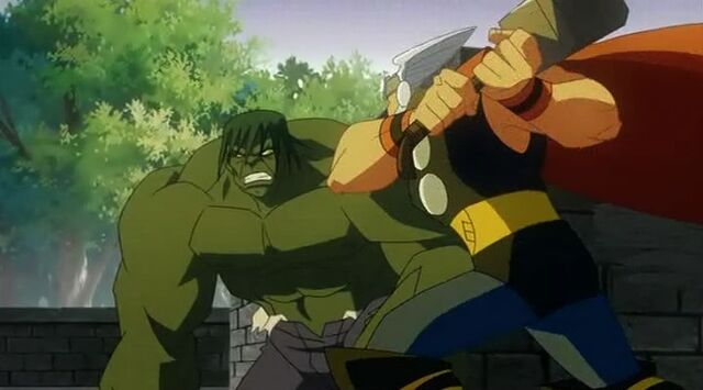 File:Thor Attacks Hulk HV.jpg