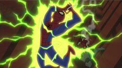 GG Electrocutes Spider-Man SSM
