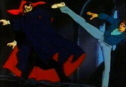 Frank Attacks Dracula DSD