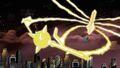 Quasar Surrounds Iron Man AEMH.jpg