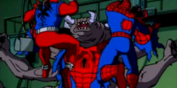 Man Spider (Spider-Man (Six Arms) Universe)