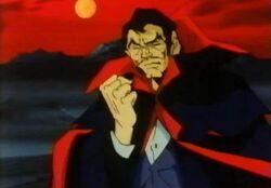 Dracula Weapon of God DSD