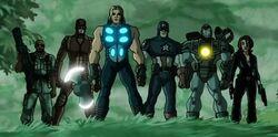 Avengers UA2