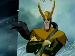 Loki Siege AEMH