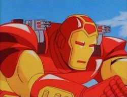 Iron Man Shoulder Repulsors